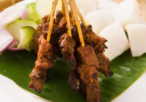 Certificate of Attendance in Malay Cuisine