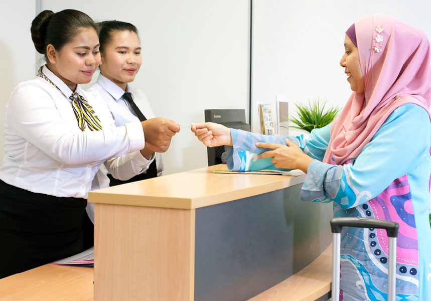 diploma in pengurusan perhotelan