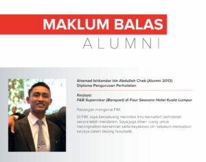 alumni feedback